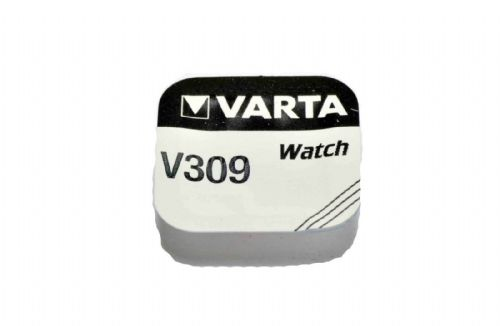 Varta V309 309 SR754SW Silver Oxide Watch Battery 1.55v